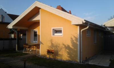 Bungalow - Paradies - Heiss